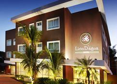 Lirio D'agua Hotel - Olímpia - Edifício
