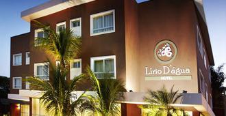 Lirio D'agua Hotel - Olímpia - Edificio