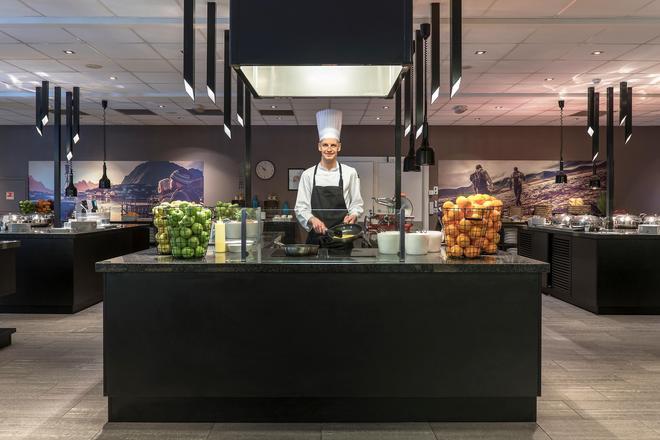 Clarion Hotel & Congress Oslo Airport - Gardermoen - Μπουφές