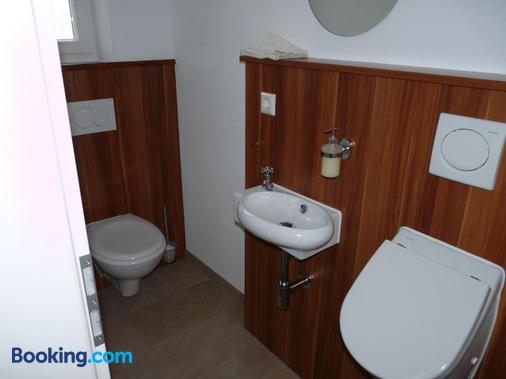 Garni-Hotel Unsere Stadtvilla - Hechingen - Bathroom