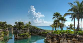 Hotel Xcaret Mexico - Playa del Carmen - Outdoors view