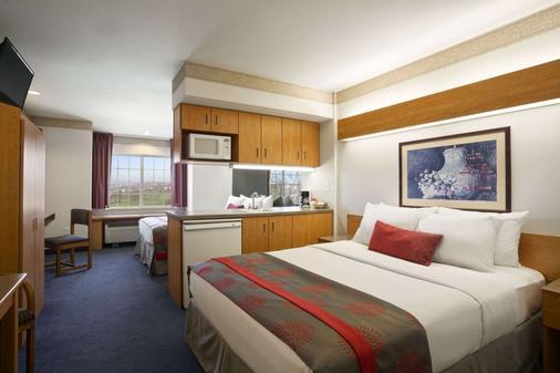 Ramada Limited Bloomington - Bloomington - Phòng ngủ