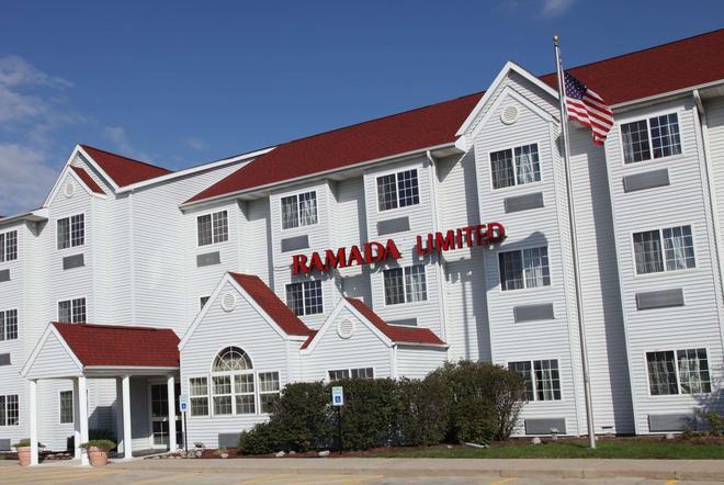 Ramada Limited Bloomington - Bloomington - Κτίριο