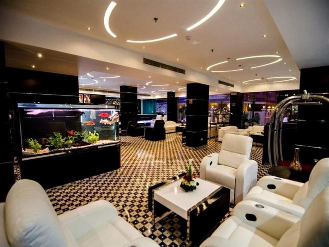 Juffair Gate Hotel - Manama - Recepción