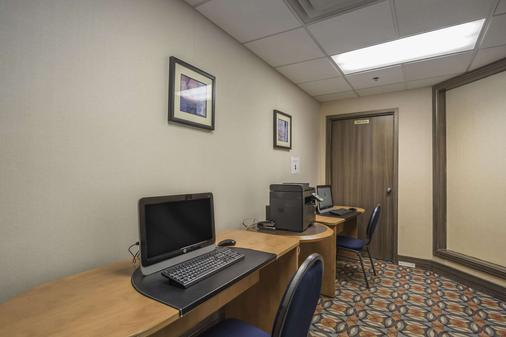 Clarion Hotel and Conference Centre - Calgary - Business centre