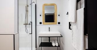 馬賽多尼克豪華酒店 - 馬賽 - 馬賽 - 浴室