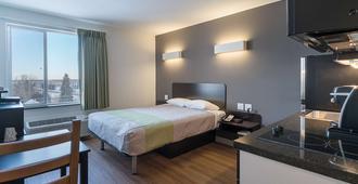 Studio 6 Bruderheim Ab - Bruderheim - Bedroom