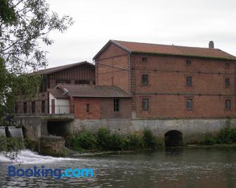 Le Moulin d'Eclaron - Éclaron-Braucourt-Sainte-Livière - Building