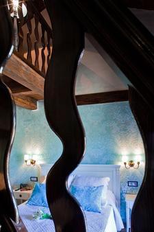 Hotel Real Posada De Liena - Concilio - Bedroom