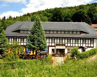 Sonnebergbaude Waltersdorf - Großschönau - Gebouw