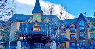 Holiday Inn Canmore - Canmore - Building