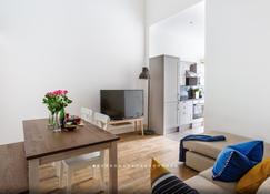 蜂巢公寓飯店 - 倫敦 - 客廳