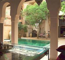 里亞德帕爾米耶爾酒店 - 馬拉喀什