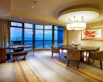 Hotel Nikko Suzhou - Su-čou - Jídelna