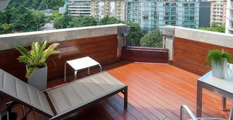 Hotel Silken Amara Plaza - San Sebastian - Balcony