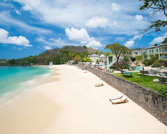 Sandals La Toc Golf and Spa Resort - Castries - Pláž