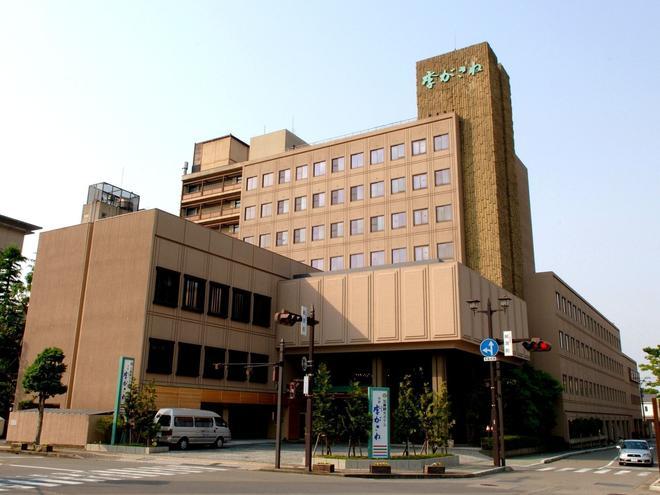 Tokigasane - Kaga - Κτίριο