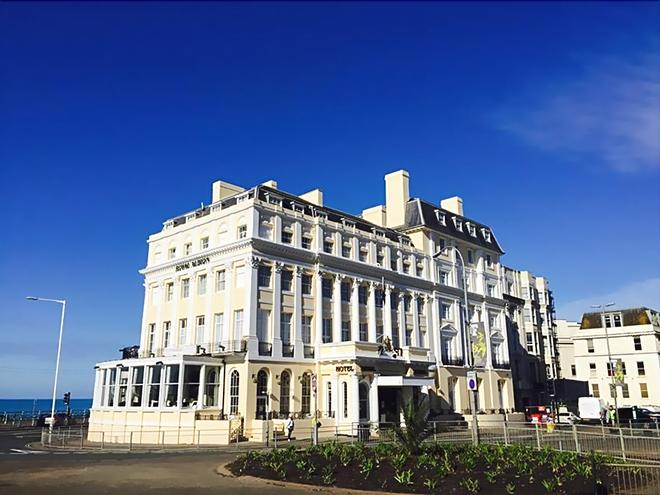 Royal Albion Hotel - Brighton - Building