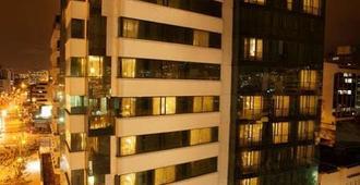 Rio Amazonas Hotel - Quito - Bygning