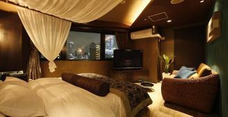 Hotel Varkin - Adult Only - טוקיו - חדר שינה