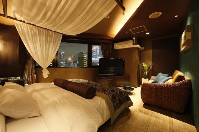 Hotel Varkin - Adult Only - Tokyo - Bedroom