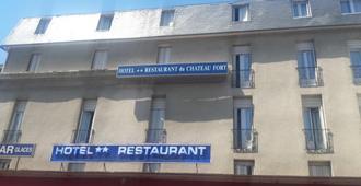 Hotel du Chateau Fort - Lourdes - Edificio