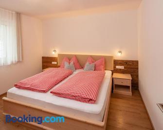 Apartments Sankt Walburg - Anterselva di Mezzo - Slaapkamer