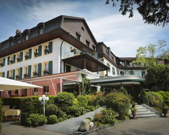 Hôtel La Prairie - Yverdon-les-Bains - Edificio