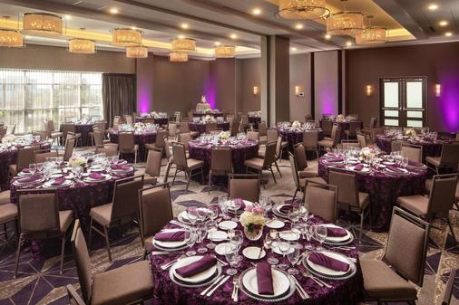 Embassy Suites by Hilton Charlotte Uptown - Charlotte - Banquet hall