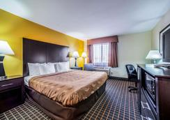 Quality Inn Carbondale - Carbondale - Schlafzimmer