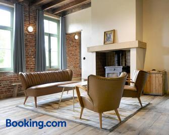 't Schippershuis - Gavere - Living room