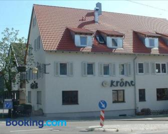 Hotel Krone - Ostfildern - Building