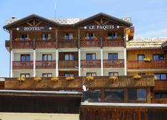 Hotel Le Paquis - Tignes - Building