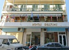 Hotel Delfini - Pireus - Rakennus