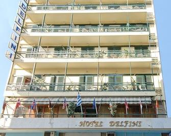 Hotel Delfini - Piraeus - Building