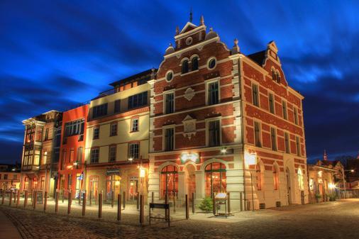 Hotel Hiddenseer - Stralsund - Κτίριο