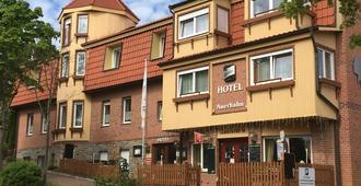 Hotel Auerhahn - Quedlinburg - Edificio