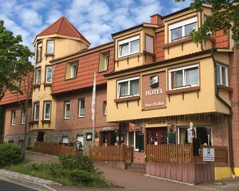 Hotel Auerhahn - Кведлінбург - Building