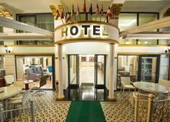 Ruba Palace Thermal Hotel - Bursa - Outdoor view