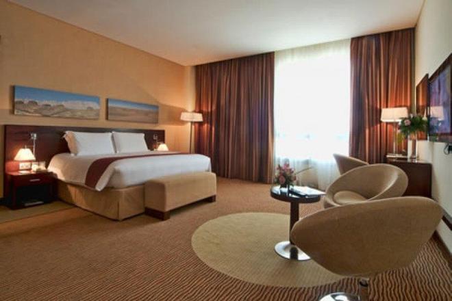City Seasons Hotel Muscat - Muscat - Bedroom