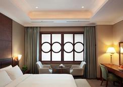 Hotel Nongshim - Μπουσάν - Κρεβατοκάμαρα