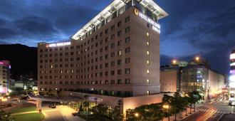 Hotel Nongshim - Busán - Edificio