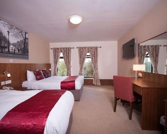 Treacys Hotel Monaghan - Carrickmacross - Schlafzimmer