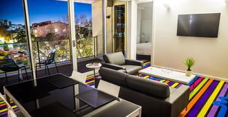 Adge Apartments - Sídney - Sala de estar