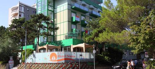 호텔 소라야 리냐노 사비아도로 - 리그나노 사비아도로 - 건물