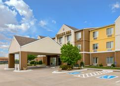 Quality Inn - Kearney - Building