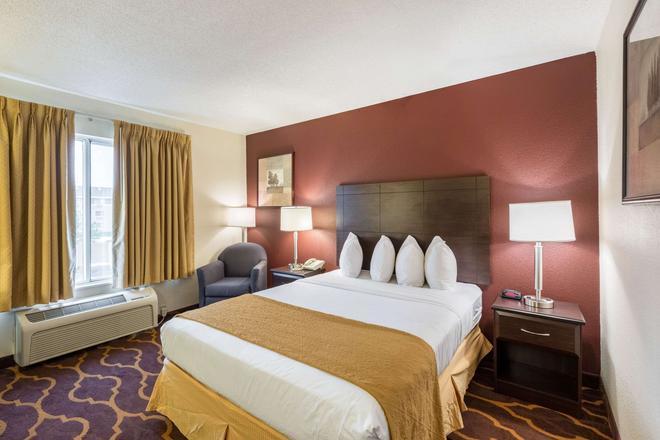 Quality Inn - Kearney - Makuuhuone