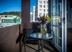 Courtenay Village - Wellington - Balcony