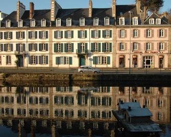 Hôtel Du Port - Морле - Building