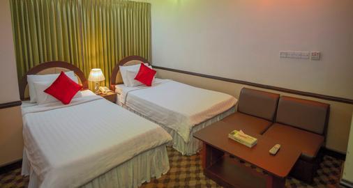 Hotel 71 - Ντάκα - Κρεβατοκάμαρα